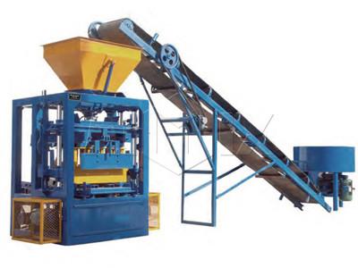 Planta de ladrillo de hormigón ABM-6S