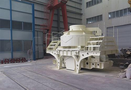 Línea de producir arenas o trituradora de VSI