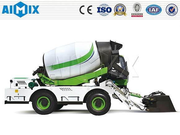 Venta de hormigonera autocargable, camión mixer autohormigonera