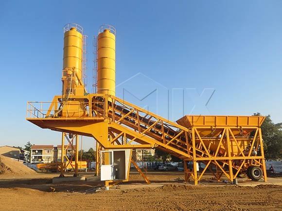 Fabricante de planta de hormigón Móvil, AIMIX Group