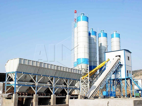 Fabricante de planta de hormigón, AIMIX Group
