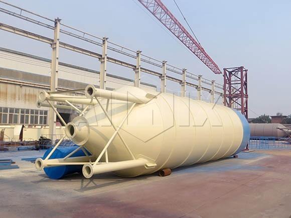 Fabricante de silo de cemento para planta de concreto/hormigón