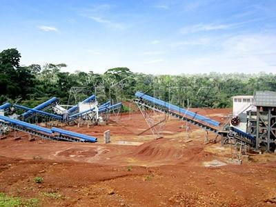 AIMIX Planta de trituración estacionaria