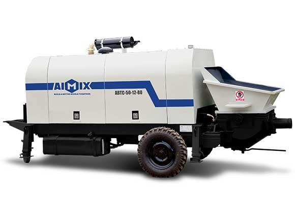 AIMIX ofrece diferentes tipos de equipo de bombeo de hormigón a la venta