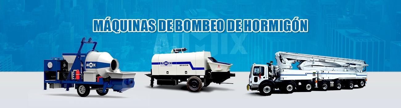 AIMIX Proporciona Las Máquinas De Bombeo De Hormigón Con Mejor Calidad