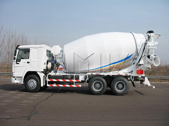 Camión Mezcaldor De Concreto De 7m3