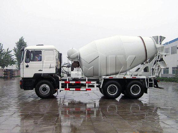 Venta De AIMIX Camión Mezclador De Concreto De 4m3
