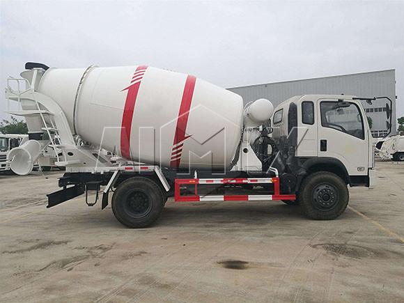 AIMIX camión mixer hormigonero de 9m3