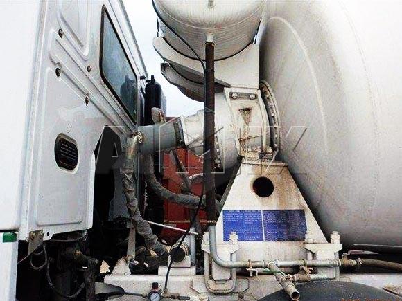 Sistema Hidráulico Para Camión Mixer