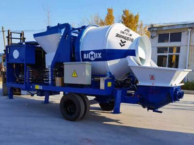 Fabricante Profesional De Máquina De Bombeo De Hormigón - AIMIX